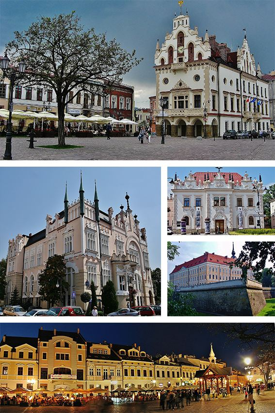 Rzeszow in the past, History of Rzeszow