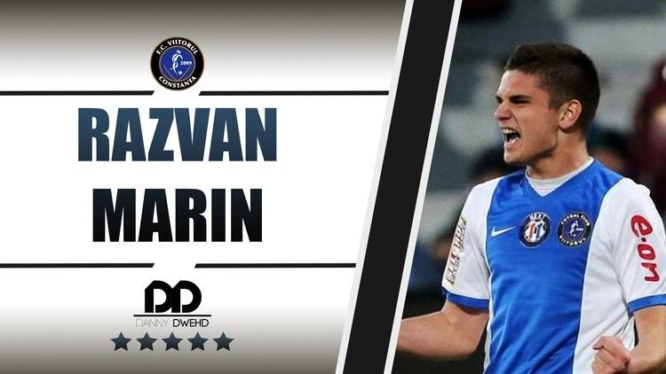 Răzvan Marin Razvan Marin 2016 Welcome to Standard Liege Young Talent