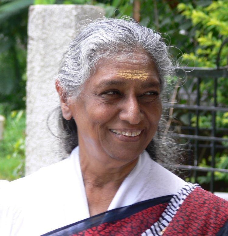 S. Janaki