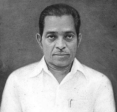 S. K. Pottekkatt Prominent Indian Personalities SKPottekkatt
