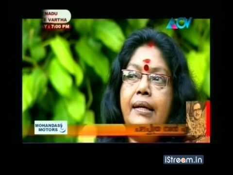 S. P. Pillai A chat with Shobana daughter of SP Pillai Part 1 YouTube