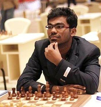 S. P. Sethuraman World Cup chess Sethuraman loses to Mamedyarov Rediffcom