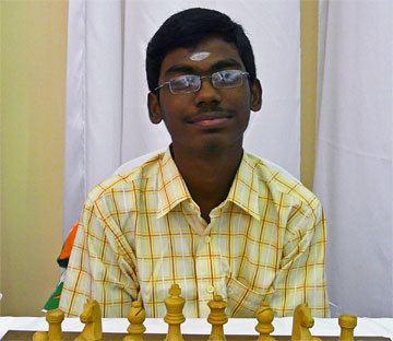 S. P. Sethuraman S P Sethuraman chess games and profile ChessDBcom