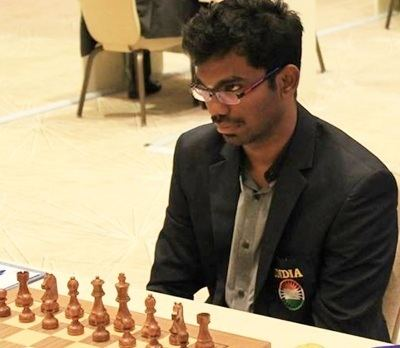S. P. Sethuraman World Cup chess Sethuraman crashes out Rediffcom Sports