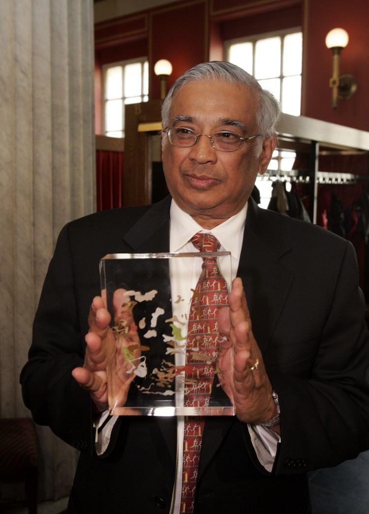 S. R. Srinivasa Varadhan Bildearkiv