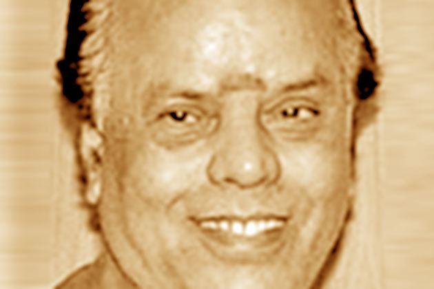 S. S. Chandran Actorpolitician S S Chandran is dead IBNLive