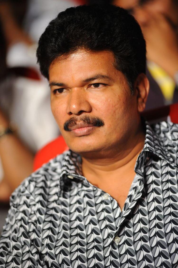 S. Shankar S Shankar Praises SS Rajamouli39s Baahubali Telugu