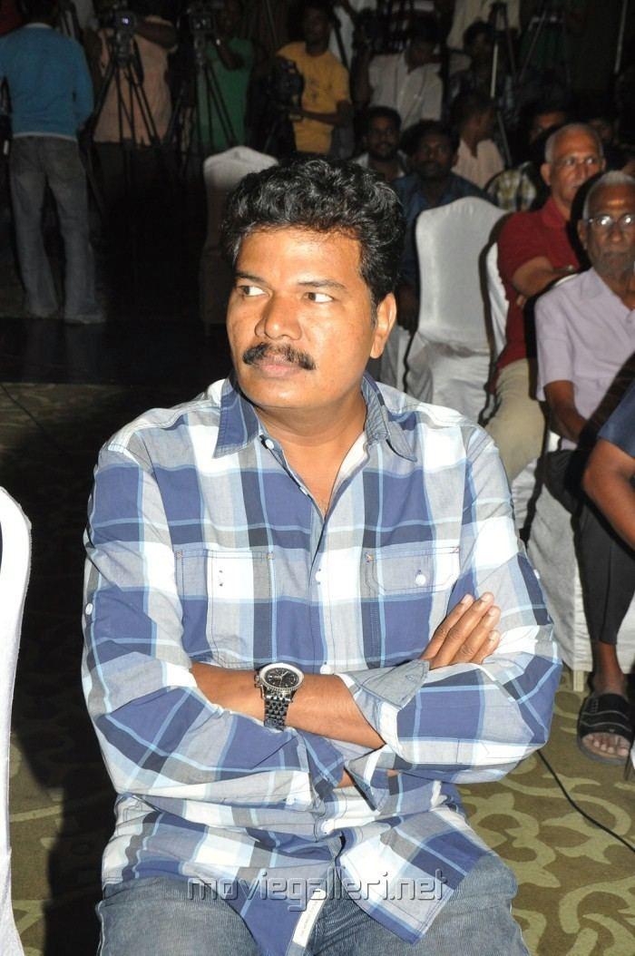 S. Shankar Picture 292683 SShankar at Sattam Oru Iruttarai Teaser