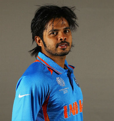 S Sreesanth Latest News Photos Biography Stats Batting averages