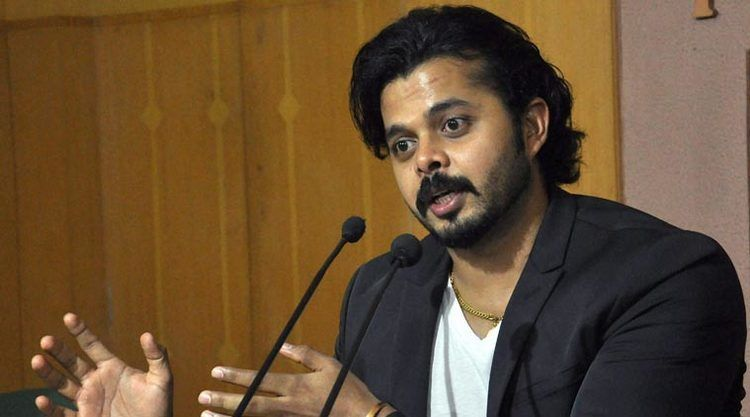 S Sreesanth to star in big budget movie The Indian Express