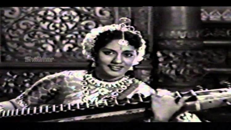 S. Varalakshmi Sati Savitri Movie Nammithine Janani Video Song