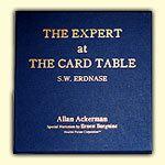 S. W. Erdnase SW Erdnase CardCheaterscom