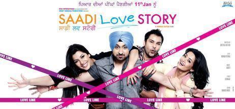 Saadi Love Story movie poster