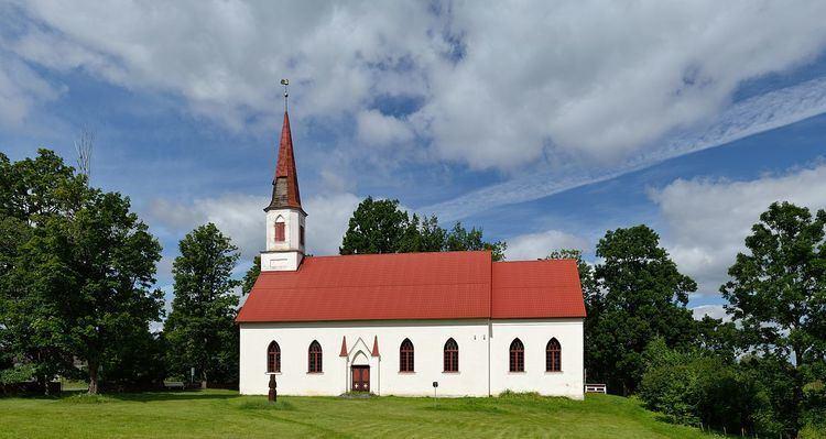 Saarde, Pärnu County