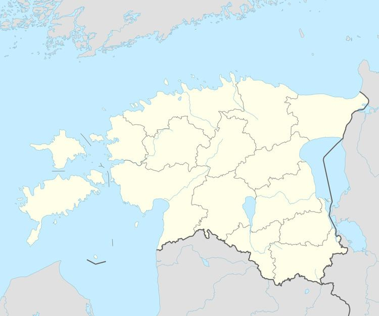 Saaremaa, Võru County