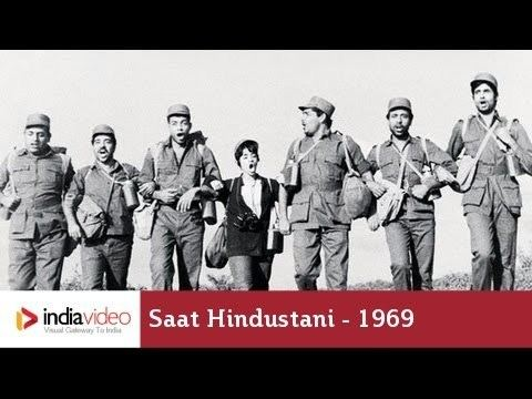 Saat Hindustani 1969 200365 Bollywood Centenary Celebrations