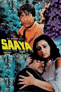 Saaya (1989 film) movie poster