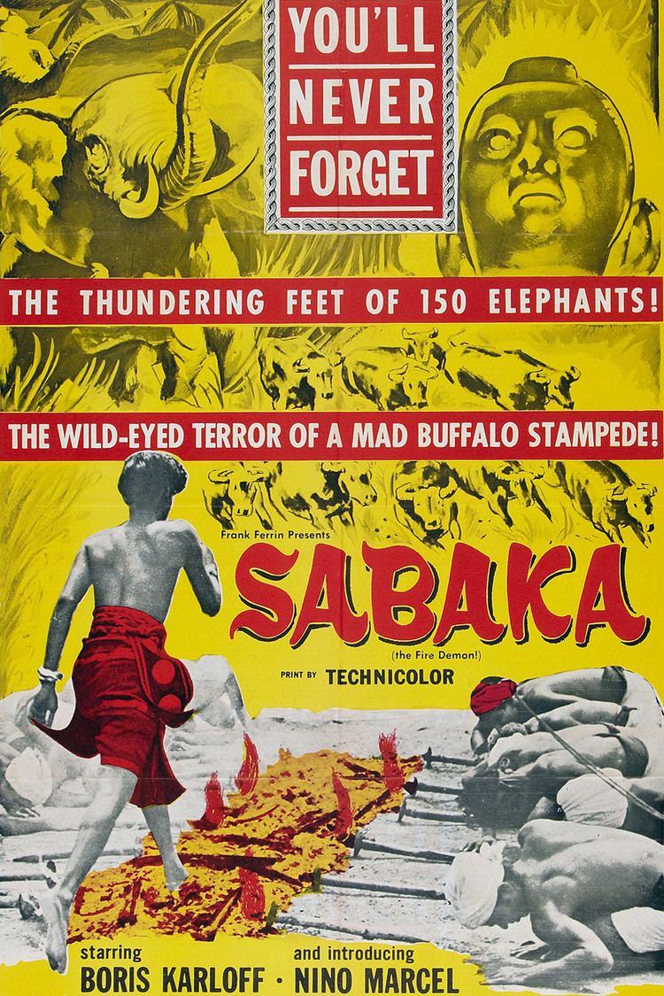 Sabaka wwwgstaticcomtvthumbmovieposters38852p38852