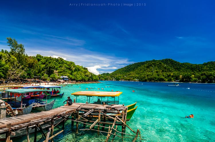 Sabang, Indonesia Pulau Rubiah Sabang Indonesia Beautiful View From Rubiah Island