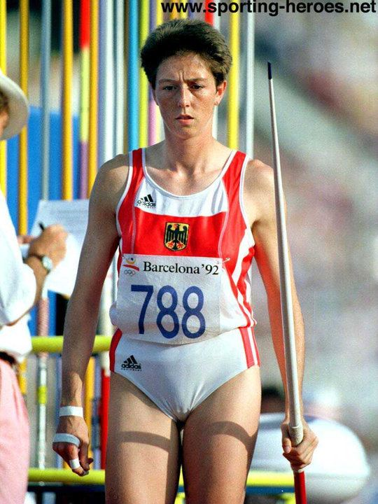 Sabine Braun Sabine Braun World Champion in 1991 Germany
