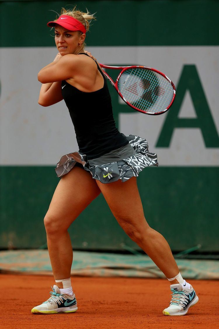 Sabine Lisicki sabinelisicki2014frenchopenatrolandgarrossecondround7jpg