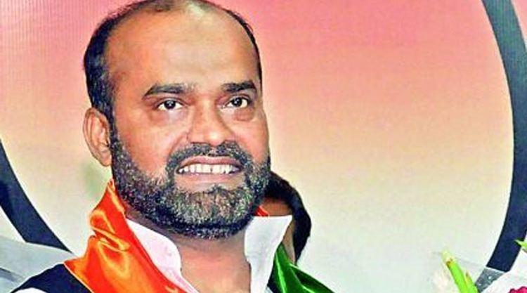 Sabir Ali Sabir Ali rejoins BJP says his new party is 39progressive