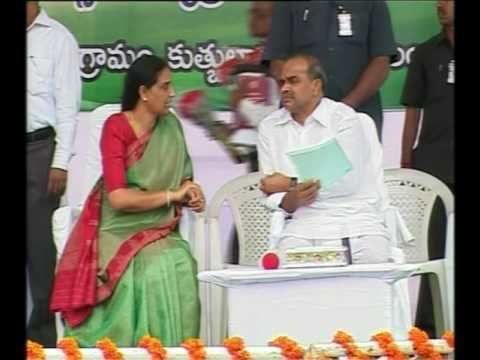 Image result for ys rajasekhara reddy and sabitha
