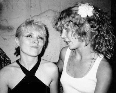 Sable Starr Sable Starr and Debbie Harry 1581842 Coolspotters