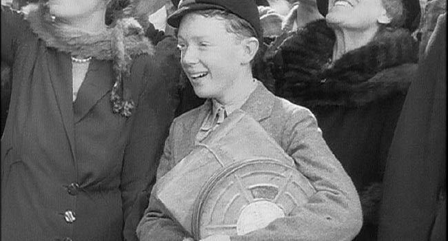 Sabotage (1936 film) movie scenes  9 Sabotage 1936 Bus Bomb