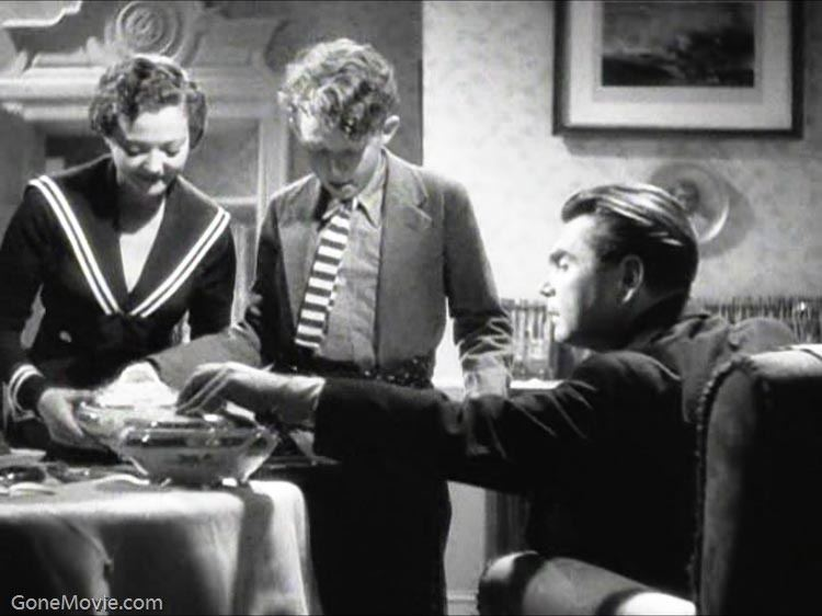 Sabotage (1936 film) movie scenes Sabotage 1936 It centres on Mr Verloc Oskar Homolka the nice seeming apparently friendly and unassuming owner of a London fleapit movie theatre