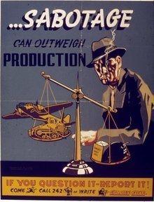 Sabotage httpsuploadwikimediaorgwikipediacommonsthu