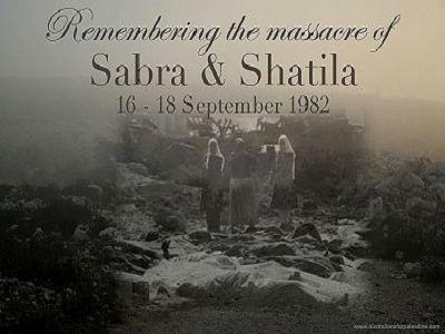 Sabra and Shatila massacre wwwpalestinechroniclecomwpcontentuploads2013