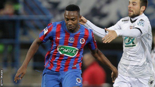 Sacha Petshi BBC Sport Blackburn Rovers sign BangalyFode Koita and
