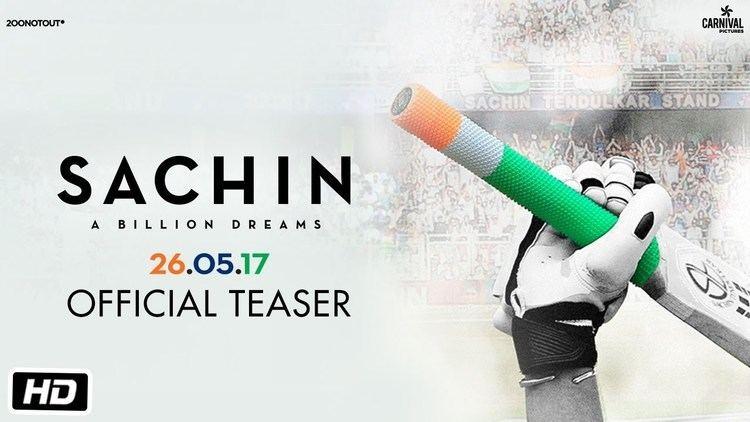 Sachin: A Billion Dreams httpsiytimgcomviTamUyPZzBMmaxresdefaultjpg
