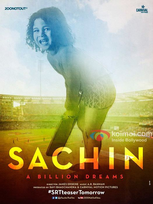 Sachin: A Billion Dreams This Poster Of Sachin A Billion Dreams Will Be The Cutest Thing