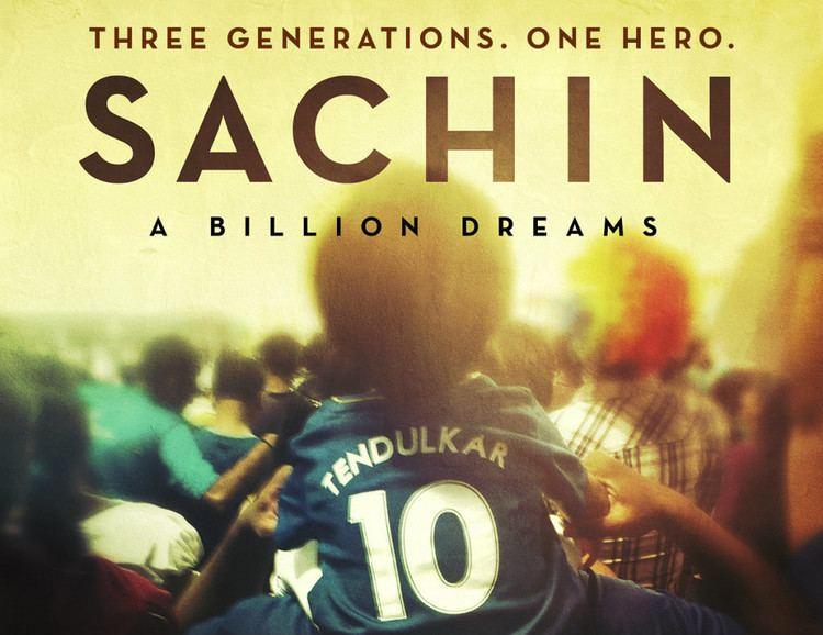 Sachin: A Billion Dreams WATCH Sachin Tendulkar39s unfolded journey in the teaser of 39Sachin