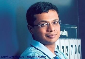 Sachin Bansal Flipkart Founder Sachin Bansal Biography Net Worth Story