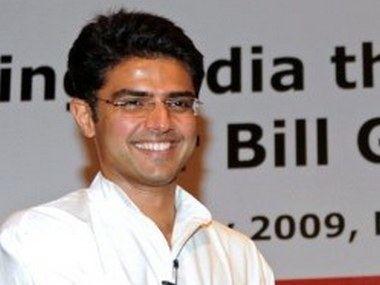 Sachin Pilot Union Minister Sachin Pilot appointed Rajasthan Congress
