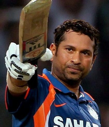 Sachin Tendulkar (Cricketer) in the past