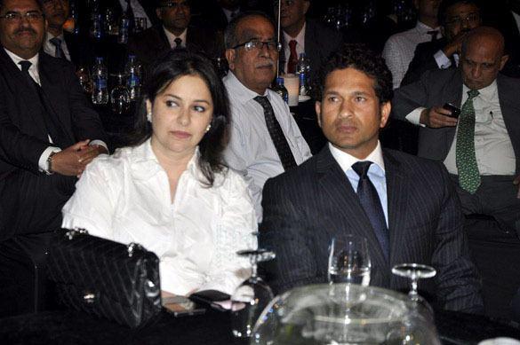 Sachin Tendulkar (Cricketer) family