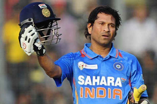Sachin Tendulkar (Cricketer)
