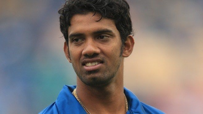 Sachithra Senanayake (Cricketer)