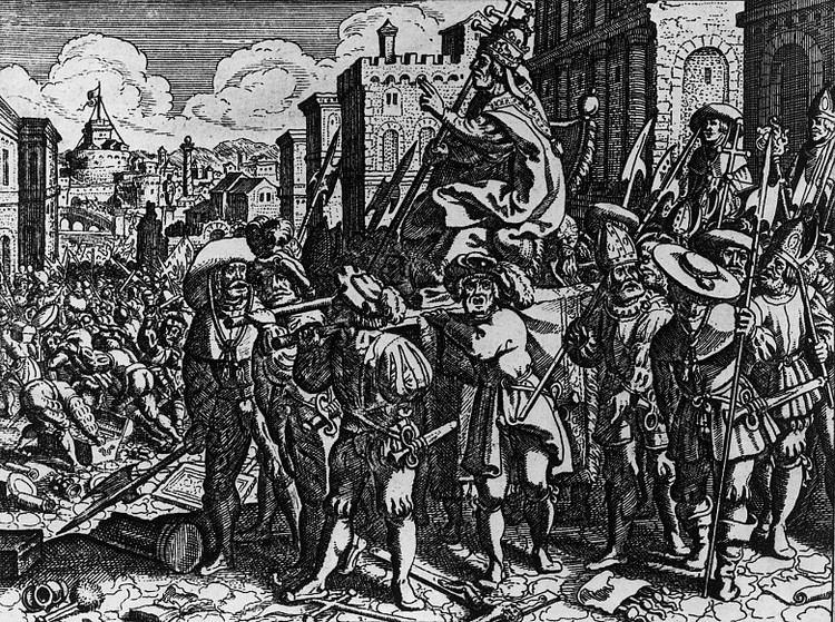 Sack of Rome (1527) - Alchetron, The Free Social Encyclopedia