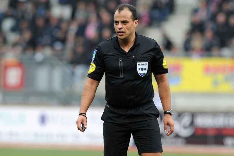 Saïd Ennjimi Ligue 1 Sad Ennjimi suspendu pour avoir demand des ddicaces sur