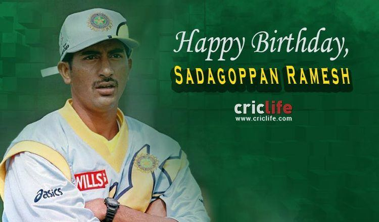 Sadagoppan Ramesh 17 facts about the former Indian opener turned