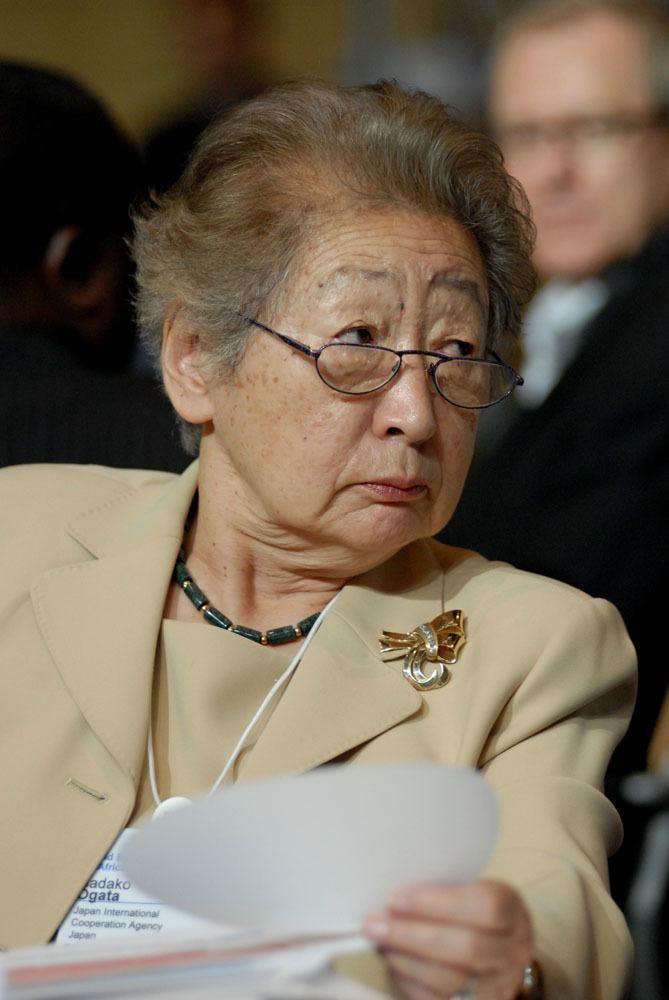 Sadako Ogata Sadako Ogata Wikipedia