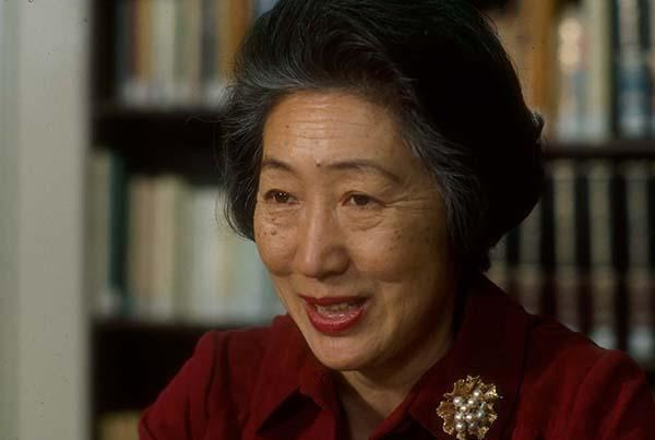 Sadako Ogata Japanese diplomat earns Rotary alumni award Rotary International