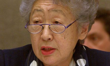 Sadako Ogata African leaders do not take us for granted insists
