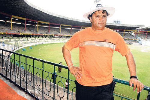 Sadanand Viswanath (Cricketer) in the past