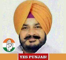Sadhu Singh Sadhu Singh Dharamsot Congress Candidate Nabha Profile